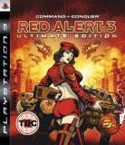 Electronic Arts Command and Conquer Red Alert 3 PS3 Playstation 3 Game