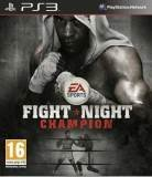 Electronic Arts Fight Night Champion PS3 Playstation 3 Game