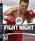 Electronic Arts Fight Night Round 3 PS3 Playstation 3 Game