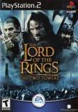 Electronic Arts Lord of The Rings The Two Towers PS2 Playstation 2 Game