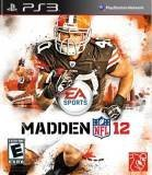 Electronic Arts Madden NFL 12 PS3 Playstation 3 Game