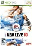 Electronic Arts NBA Live 10 Xbox 360 Game