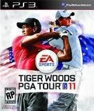 Electronic Arts Tiger Woods PGA Tour 11 PS3 Playstation 3 Game