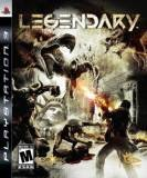 Gamecock Legendary PS3 Playstation 3 Game
