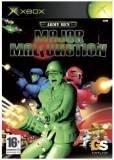 Global Star Army Men Major Malfunction Xbox Game