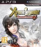 Koei Dynasty Warriors 7 Xtreme Legends PS3 Playstation 3 Game