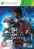 Koei Fist Of The North Star Kens Rage Xbox 360 Game