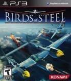 Konami Birds of Steel PS3 Playstation 3 Game