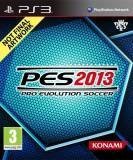 Konami Pro Evolution Soccer 2013 PS3 Playstation 3 Game