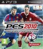 Konami Pro Evolution Soccer 2010 PS3 Playstation 3 Game