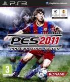 Konami Pro Evolution Soccer 2011 PS3 Playstaion 3 Game