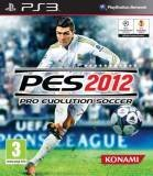konami Pro Evolution Soccer 2012 PS3 Playstation 3 Game
