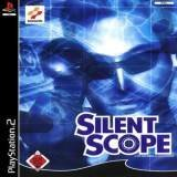 Konami Silent Scope PS2 Playstation 2 Game