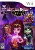 Little Orbit Monster High 13 Wishes Nintendo Wii Game
