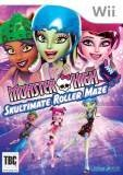Little Orbit Monster High Skultimate Roller Maze Nintendo Wii Game