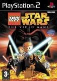 Lucas Art Lego Star Wars PS2 Playstation 2 Game
