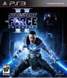 Lucas Art Star Wars The Force Unleashed 2 PS3 Playstation 3 Game