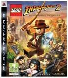 Lucas Art Lego Indiana Jones 2 The Adventure Continues PS3 Playstation 3 Game