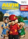 Majesco Alvin and the Chipmunks Chipwrecked Nintendo Wii Game