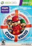 Majesco Alvin and the Chipmunks Chipwrecked Xbox 360 Game