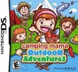 Majesco Camping Mama Outdoor Adventures Nintendo DS Game