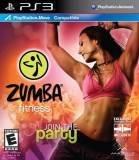 Majesco Zumba Fitness PS3 Playstation 3 Game
