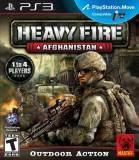 Mastiff Heavy Fire Afghanistan PS3 Playstation 3 Game