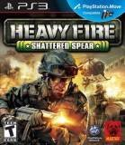 Mastiff Heavy Fire Shattered Spear PS3 Playstation 3 Game