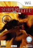 Maximum Family Games Sniper Elite Nintendo Wii Game