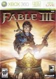 Microsoft Fable 3 Xbox 360 Game