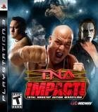 Midway Games TNA Impact PS3 Playstation 3 Game
