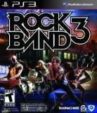 MTV Game Rock Band 3 PS3 Playstation 3 Game