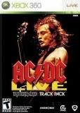 MTV Game ACDC Live Rock Band Xbox 360 Game