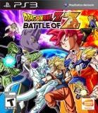 Namco Dragon Ball Z Battle of Z PS3 Playstation 3 Game