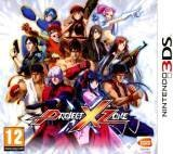 Namco Project X Zone Nintendo 3DS Game