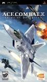 Namco Ace Combat Skies of Deception PSP Game