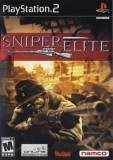 Namco Sniper Elite PS2 Playstation 2 Game