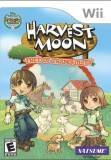 Natsume Harvest Moon Tree of Tranquility Nintendo Wii Game