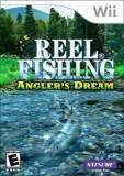 Natsume Reel Fishing Anglers Dream Nintendo Wii Game