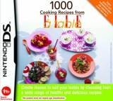 Nintendo 1000 Cooking Recipes from Elle a Table Nintendo DS Game