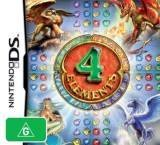 Nintendo 4 Elements Nintendo DS Game