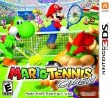Nintendo Mario Tennis Open Nintendo 3DS Games