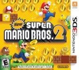 Nintendo New Super Mario Bros 2 Nintendo 3DS Game