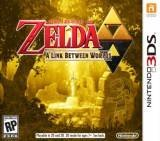 Nintendo The Legend of Zelda A Link Between Worlds Nintendo 3DS Game