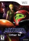 Nintendo Metroid Other M WII Game