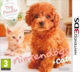 Nintendo Nintendogs and Cats Toy Poodle and New Friends Nintendo 3DS Game