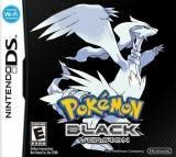 Nintendo Pokemon Black Version Nintendo DS Game