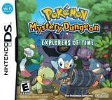 Nintendo Pokemon Mystery Dungeon Explorers of Time Nintendo DS Game