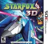 Nintendo Star Fox 64 3D Nintendo 3DS Game