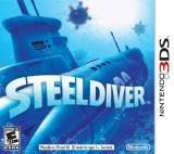 Nintendo Steel Diver Nintendo 3DS Game